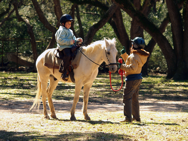 Riding Lesson for Children