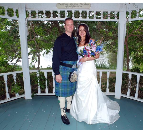 fall weddings at texas guest ranch