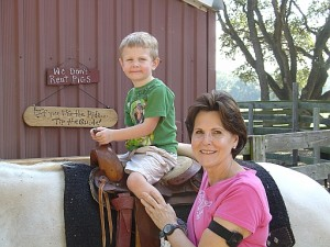 Grandcation at Houston Texas Guest Ranch