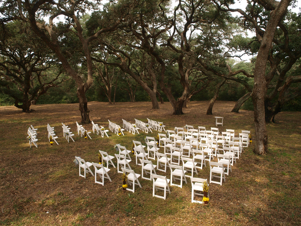 Outdoor Sanctuary Ideal for Texas Weddings