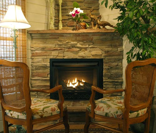 Warm Yourself at our Texas Guest Ranch