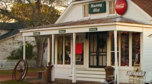 Central Texas Antique Stores