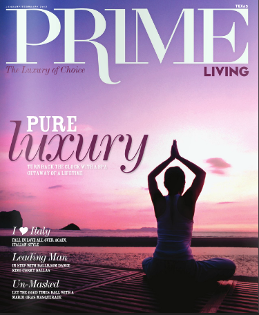 BlissWood featured in PRIME Living magazine