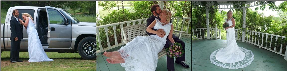Weddings at the BlissWood Inn