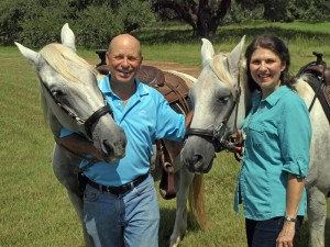 Couple celebrates 40th Anniversary at Texas Bed and Breakfast
