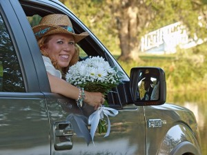An Ideal Cowboy Wedding at our Texas Hill Country Bed and Breakfast!