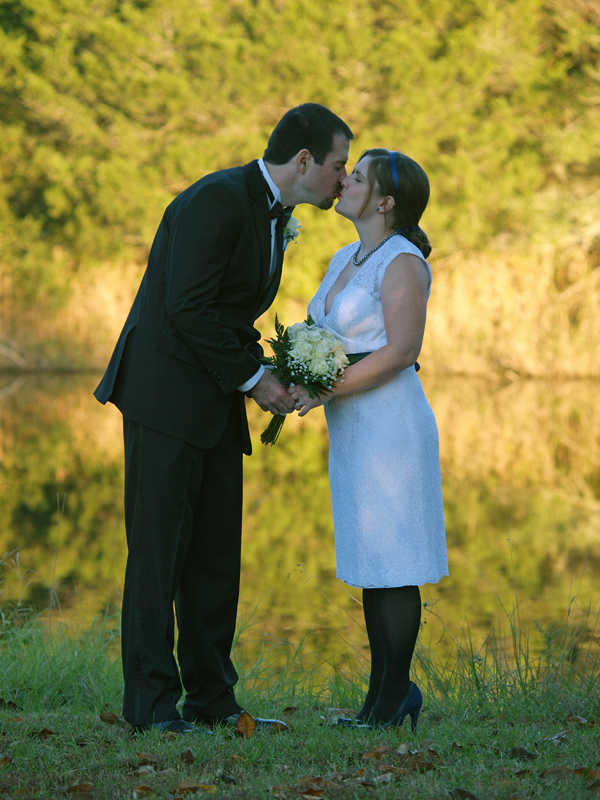 Elopement Packages at BlissWood