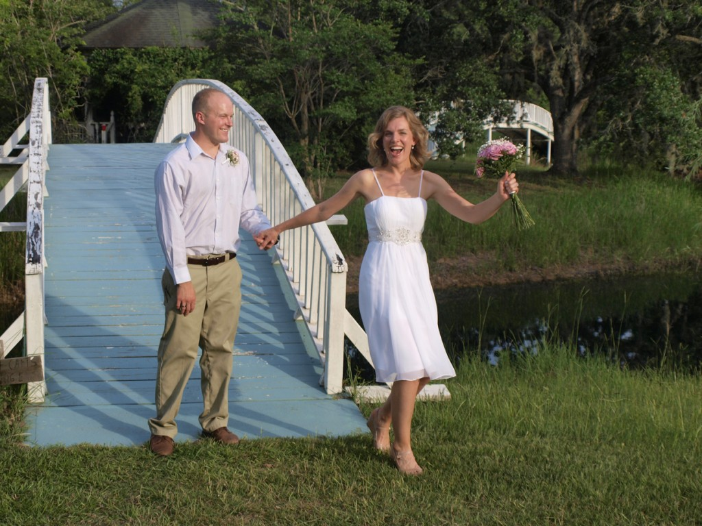 Get Back to Nature with an Outdoor Texas Wedding