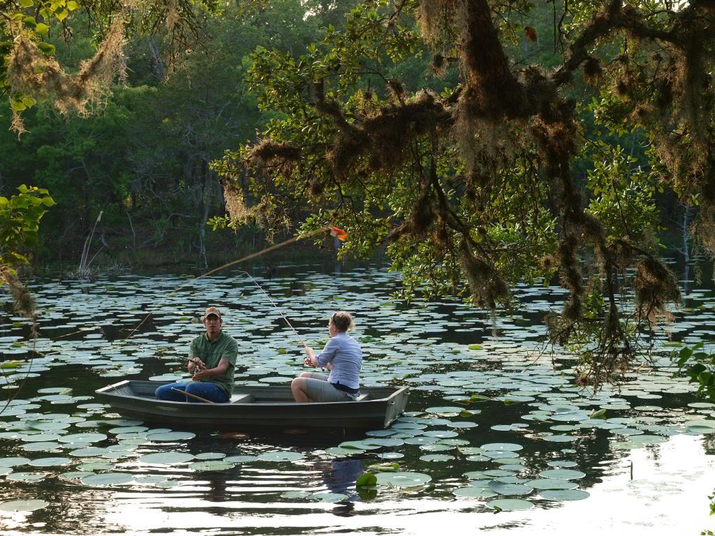 Texas fishing vacations
