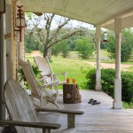 Bed and Breakfast in Texas - Front Porch