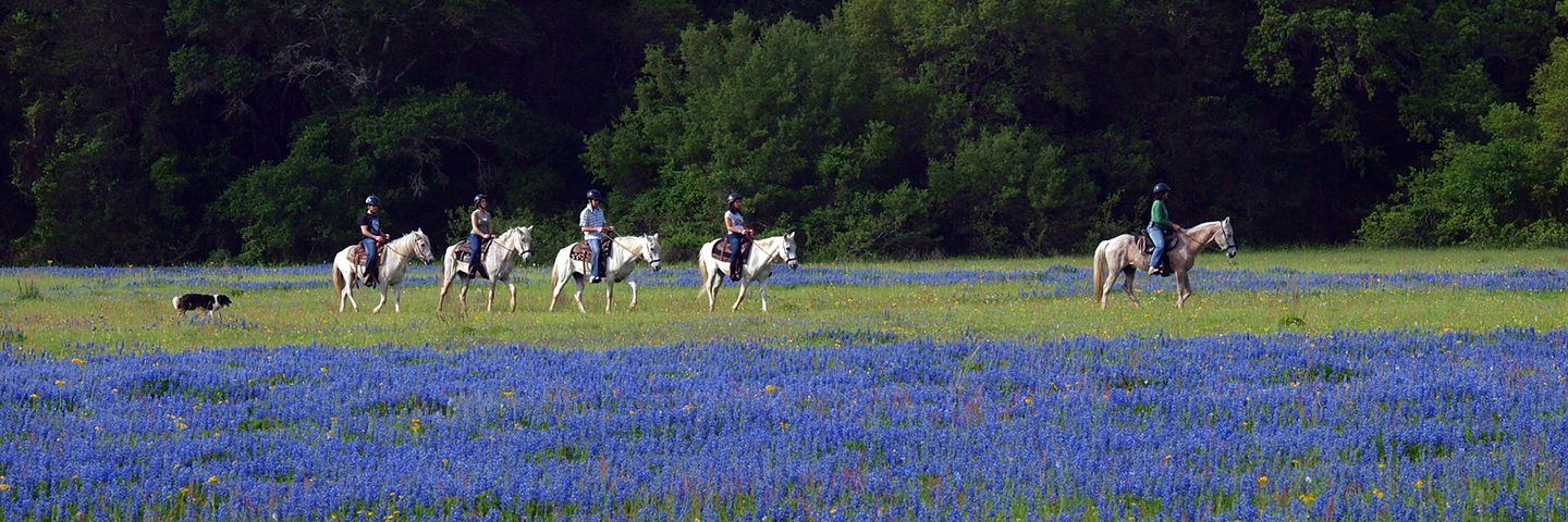 Texas Horseback Riding Vacation