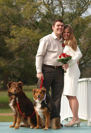 Pet Friendly Wedding Venue in Texas
