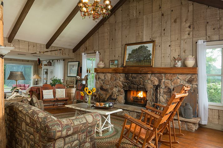 Cabin Rental at a Texas Ranch