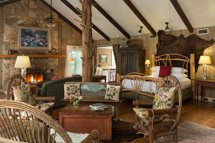 Cabin Rental on a Texas Ranch