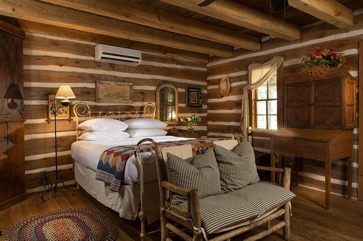 Good The Log Cabin