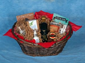 Taste of Texas Hill Country Basket