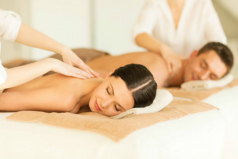 Couples Massage at BlissWood Bed & Breakfast Ranch