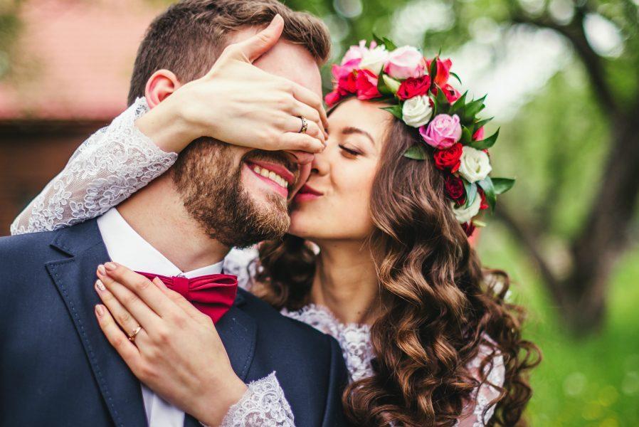 Wedding venue near Houston, TX - Wedding couple