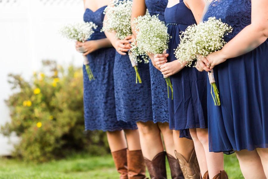cowgirl ranch wedding in tx