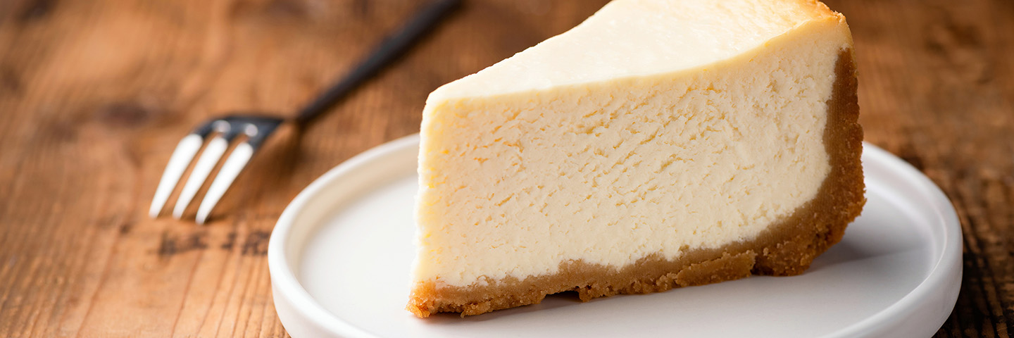 New York Style Cheese Cake at Our Texas Restaurant