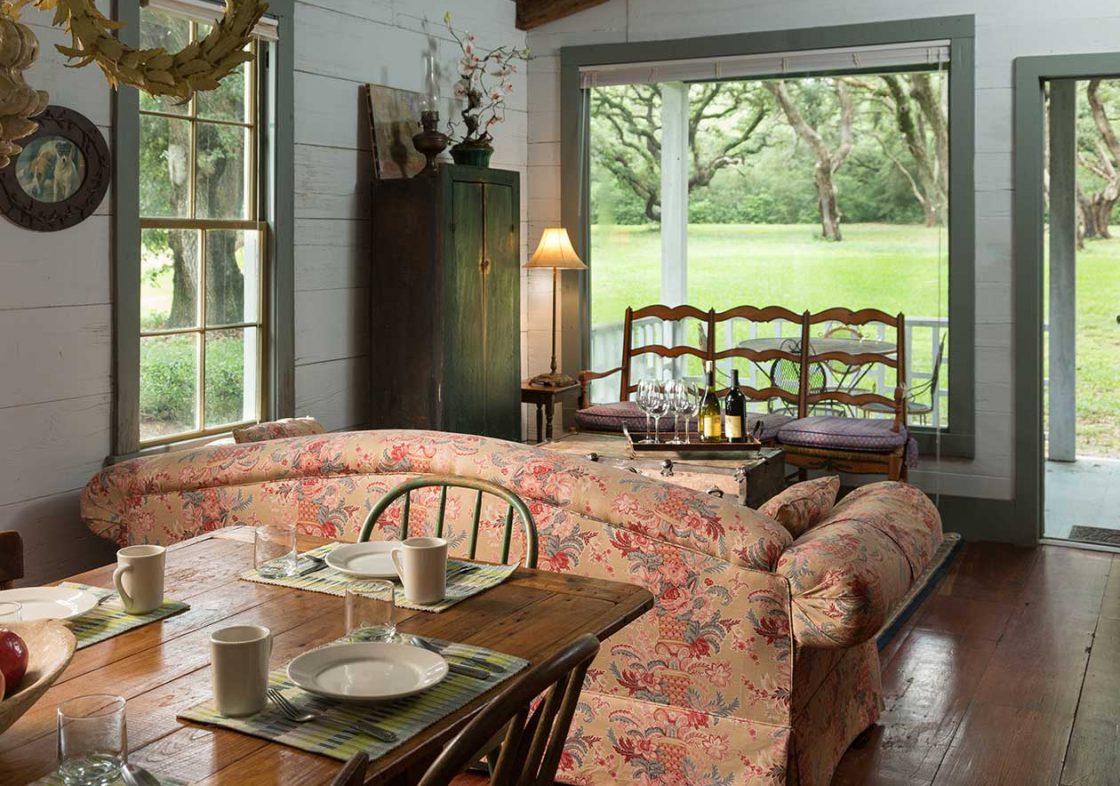 Lehmann House Living Room