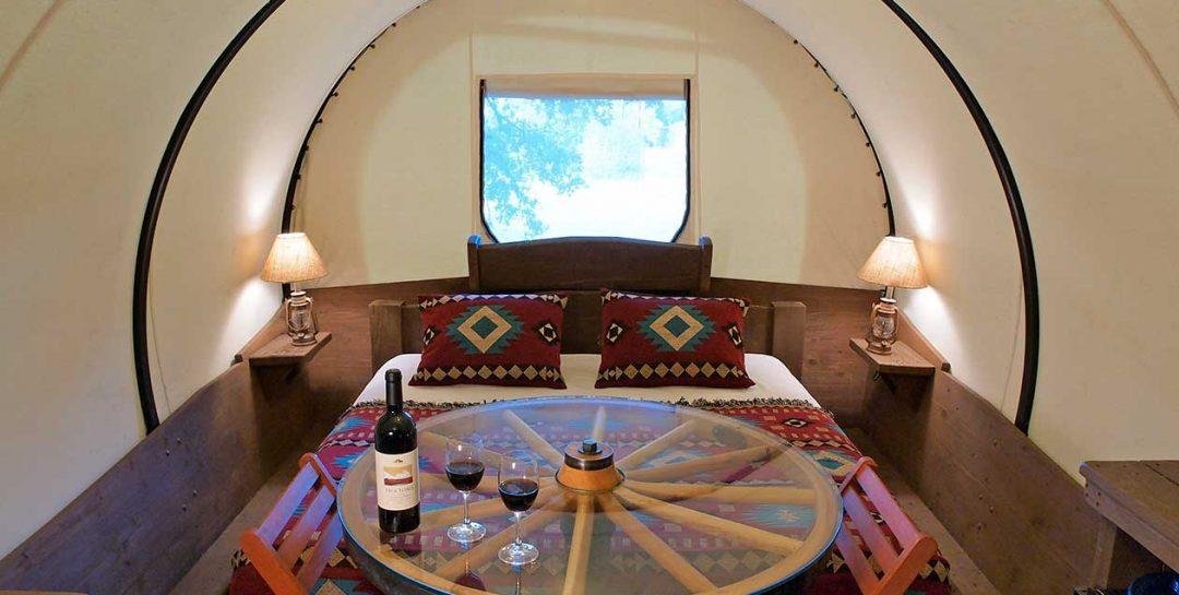 Conestoga Covered Wagon bed