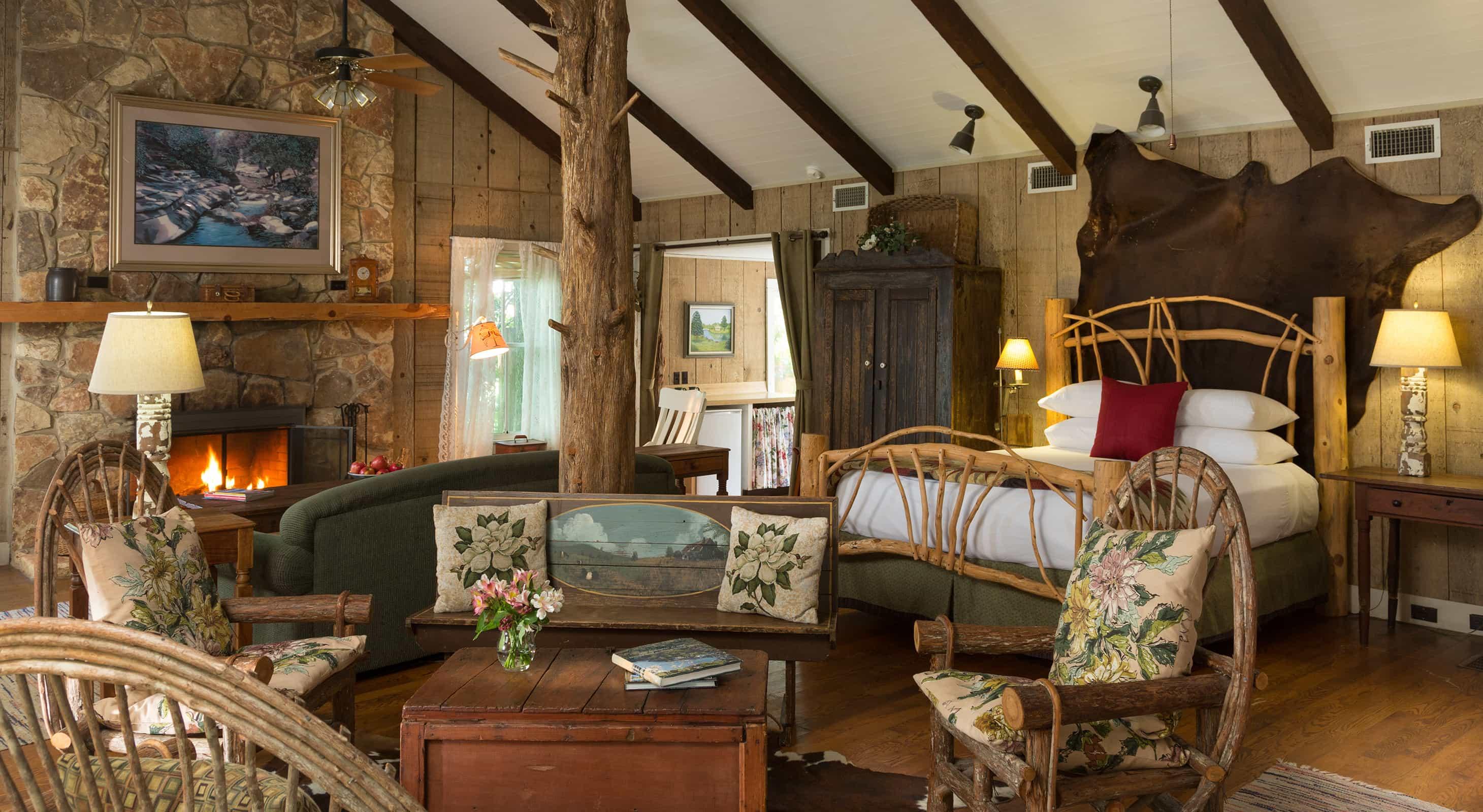 Magnolia Suite: Brenham lodging in Texas
