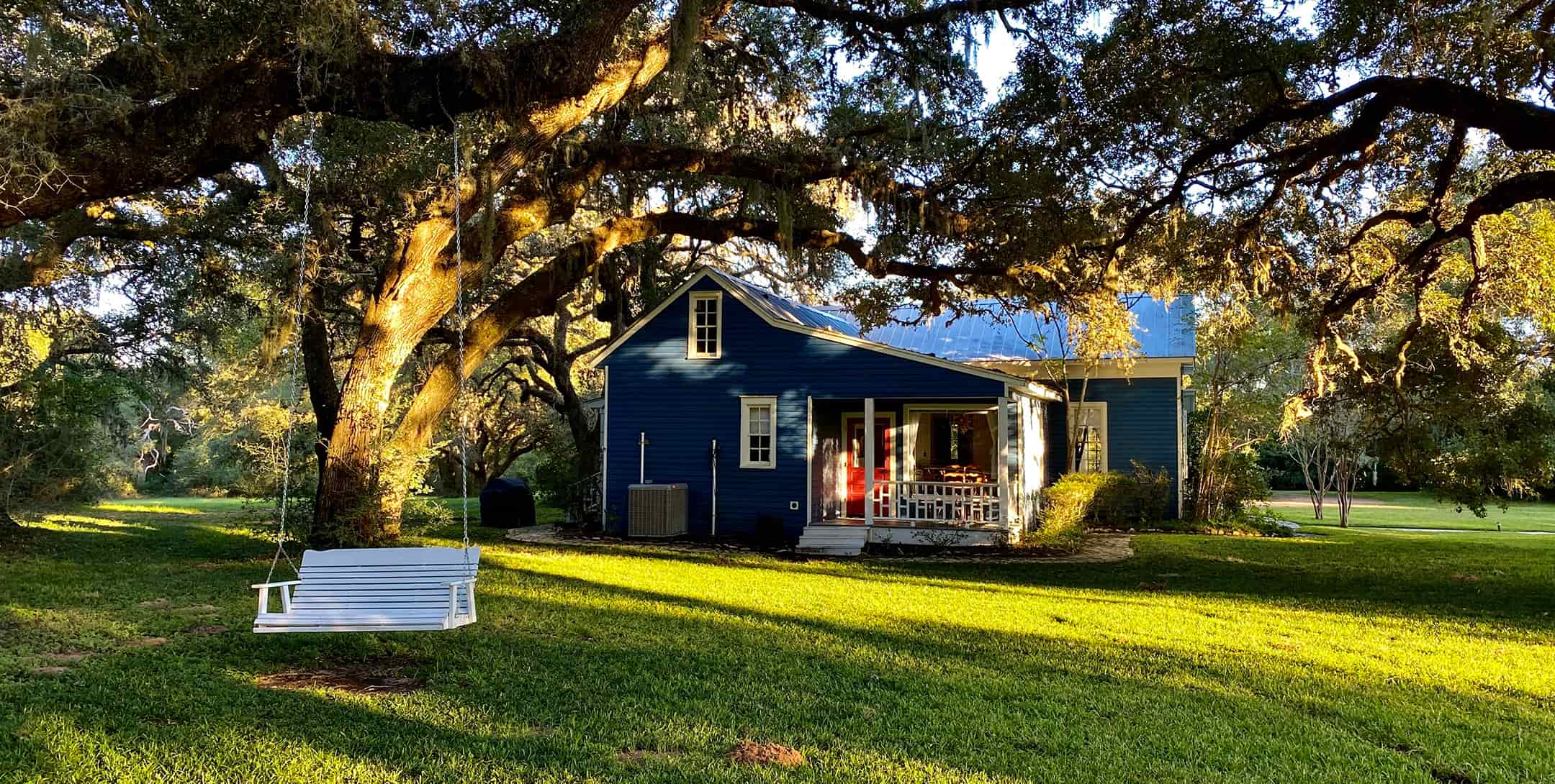 Lehmann House swing
