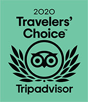 Tripadvisor Travelers' Choice Award 2020